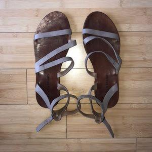 Luck Brand sandals